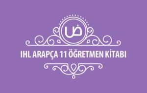 IHL-arapca-11-ogretmen-kitabı