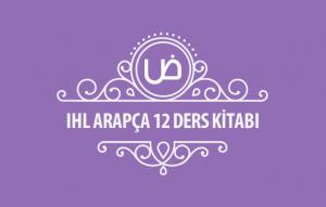 IHL-arapca-12-ders-kitabı
