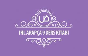 IHL-arapca-9-ders-kitabı