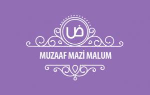 Muzaaf_Mazi_malum-kapak