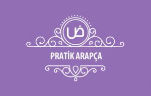 Pratik Arapça kapak
