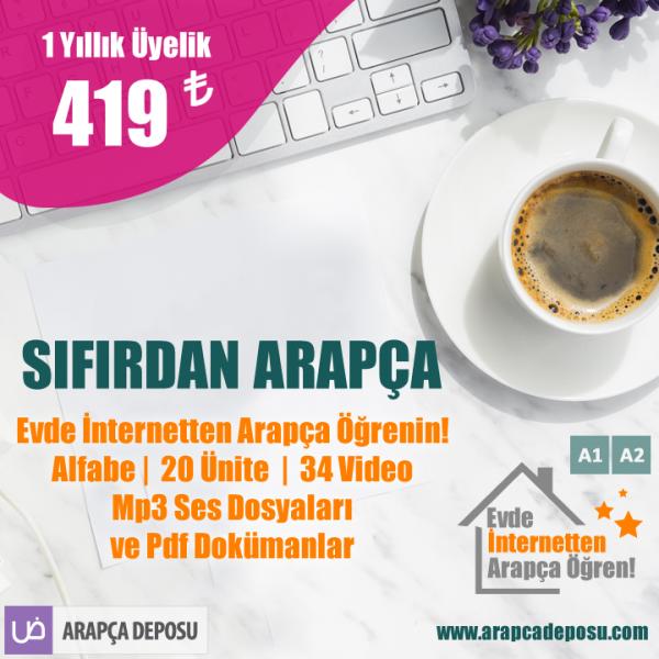 SIFIRDAN-ARAPCA-DERSLERİ