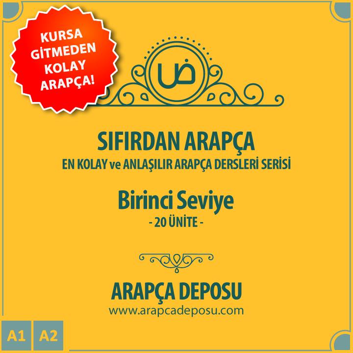 Sıfırdan Arapça Dersleri 1