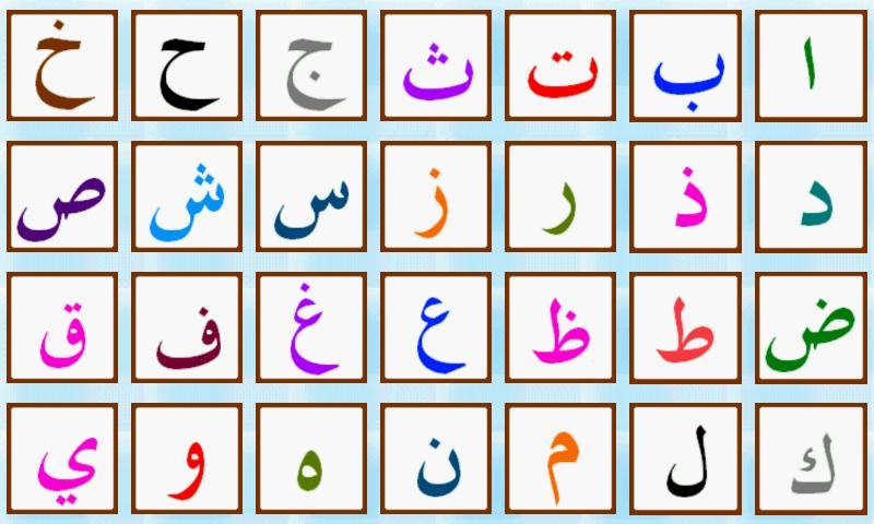 arapca-dil-bilgisi-arap-alfabesi